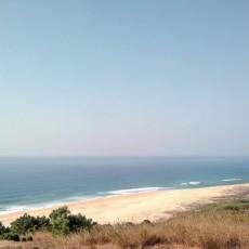 Portugal Nazare Praia do Norte